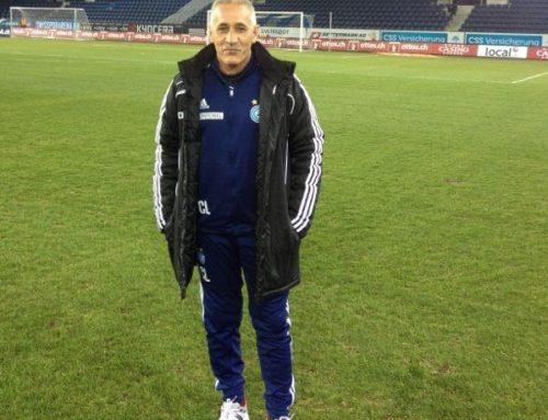 Carlos Lorenzana, preparador físico profesional felicita à AFA