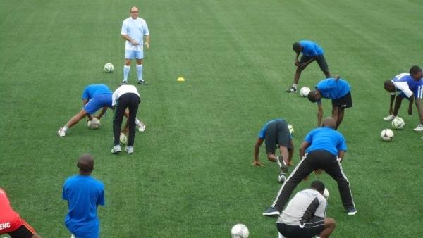 Curso de Iniciación a Técnico de Futebol