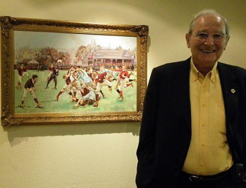José Antonio Sancha felicita à AFA