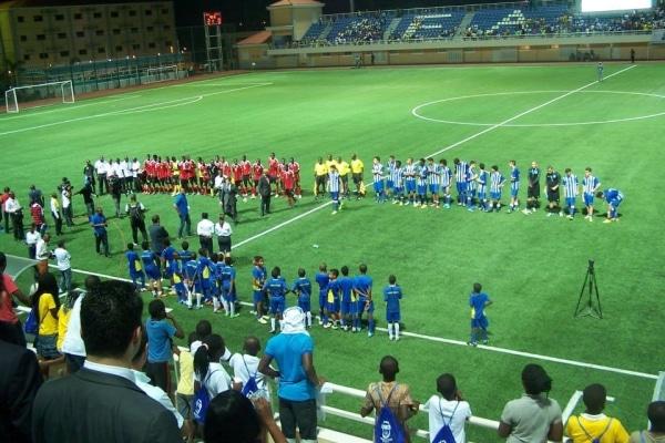 Selecção sub-17 de futebol vence Futebol Clube do Porto