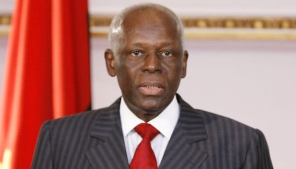Jose Eduardo Dos Santos 38º Aniversario Independencia Angola