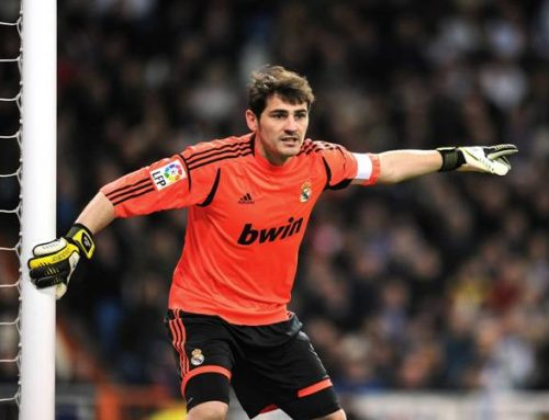 Casillas será o número 12 do FC Porto
